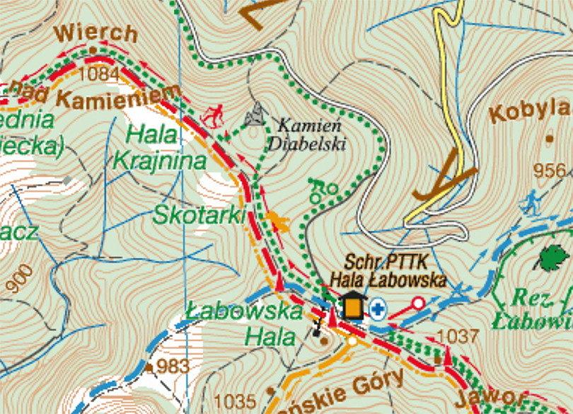 Rodzaje Map Turystycznych Do Urzadzen Gps I Roznica Miedzy Nimi